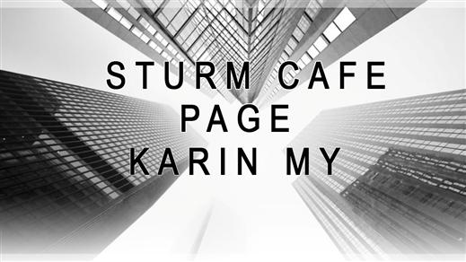 Bild för Page | Sturm Cafe | Karin MY, 2020-08-28, Charles Dickens Pub & Restaurang