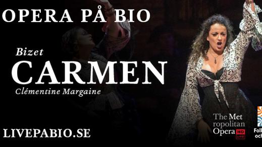 Bild för Carmen - The Met Live HD, 2019-02-02, Kulturhuset i Svalöv