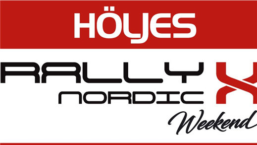 Bild för Höljes RallyX Nordic Weekend pres. by Cooper Tires, 2019-05-17, Höljesbanan