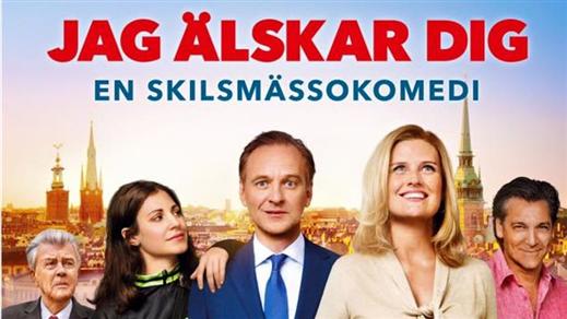 Bild för Jag älskar dig - En skilsmässokomedi Sal1 Kl18:00, 2016-10-02, Saga Salong 1
