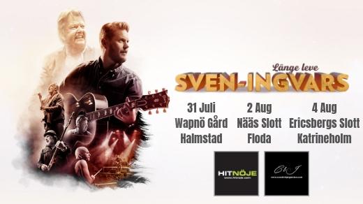 Bild för Sven-Ingvars - Halmstad - Wapnö Gård, 2019-07-31, Wapnö Gård