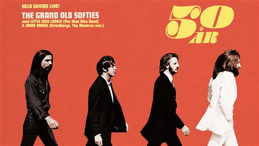 Bild för Beatles 50: ABBEY ROAD 1969-2019!, 2019-10-19, Danderydsgården