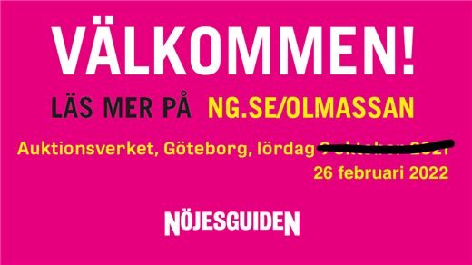 Bild för Nöjesguidens Ölmässa Göteborg, 2022-02-26, Auktionsverket Kulturarena