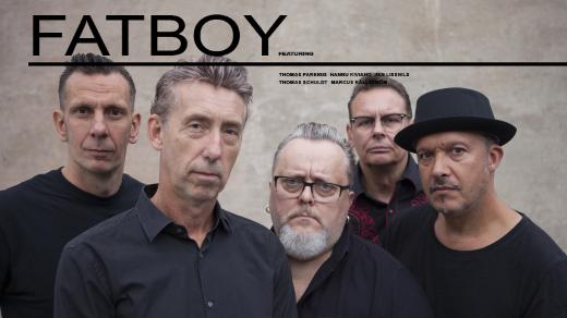 Bild för FATBOY - Support Åskväder, 2019-10-04, Bomber Bar Motala