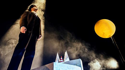 Bild för Ankomsten | 7/10, 2019-10-07, Jönköpings Teater