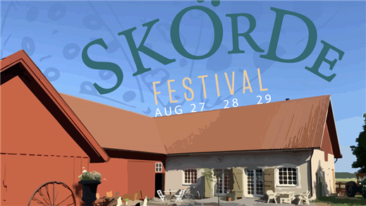 Bild för SKÖRDEFESTIVAL på Vedens Lustgård Söndag, 2021-08-29, Vedens Lustgård, Skördefestival