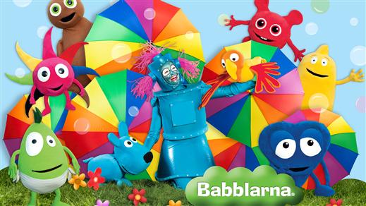 Bild för BABBLARNA - Andra musikalen - Bibbel babbel bubbel, 2019-08-11, Huskvarna Folkets Park