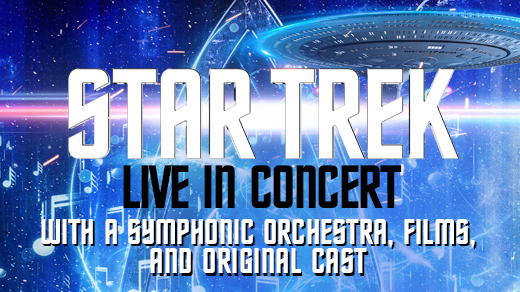 Bild för Star Trek Live In Concert, 2021-12-26, Stockholm Waterfront Congress Centre