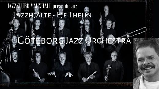Bild för GJO: Jazzhjälte - Eje Thelin, 2021-10-04, Contrast Public House, Tredje Långgatan 16