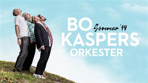 Bild för Bo Kaspers Orkester, 2019-05-29, Campus