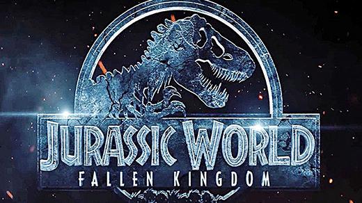 Bild för Jurassic World: Fallen Kingdom 3D Premiär (11 år), 2018-06-08, Biosalongen Folkets Hus