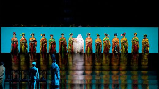 Bild för Madama Butterfly, 2019-12-03, Jönköpings Teater