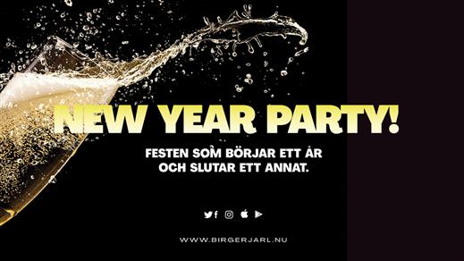 Bild för Nyårsfesten!, 2019-12-31, Birgerjarl Nattklubb
