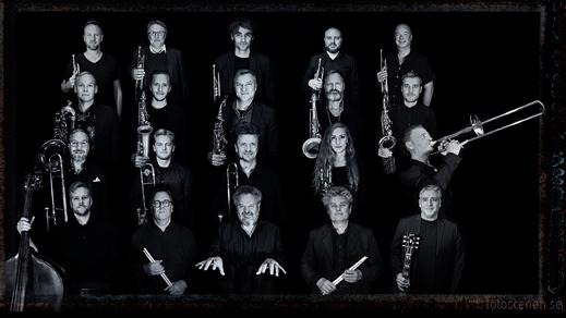 Bild för Göteborg Jazz Orchestra möter Georg Riedel, 2021-08-21, Brewhouse