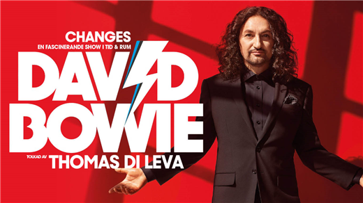 Bild för Changes - Thomas Di Leva tolkar David Bowie, 2021-11-19, Bruksgården