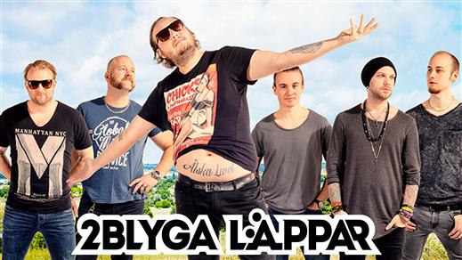 Bild för 2 Blyga Läppar, 2019-11-16, Halmstad Live
