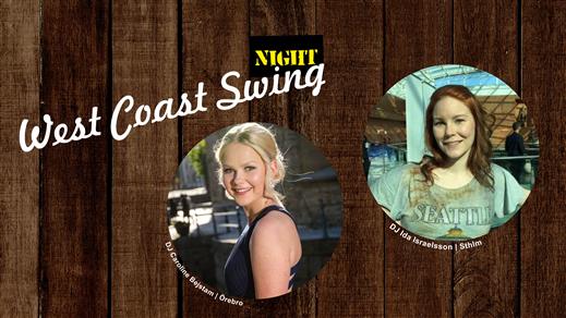 Bild för West Coast Swing Night, 2019-03-30, Regnbågen