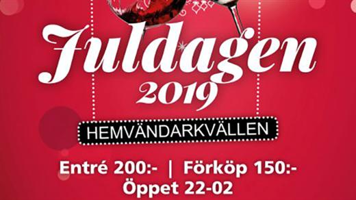 Bild för Juldagsfesten Kramfors (Hemvändarfesten), 2019-12-25, First Hotel Kramm