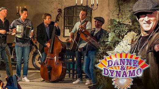 Bild för Danne Stråhed & Dynamo, 2019-09-13, Charles Dickens Pub & Restaurang