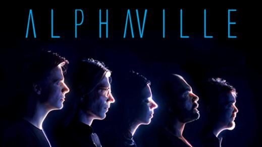 Bild för ALPHAVILLE - Forever Young Tour, 2020-03-29, Idun, Umeå Folkets Hus