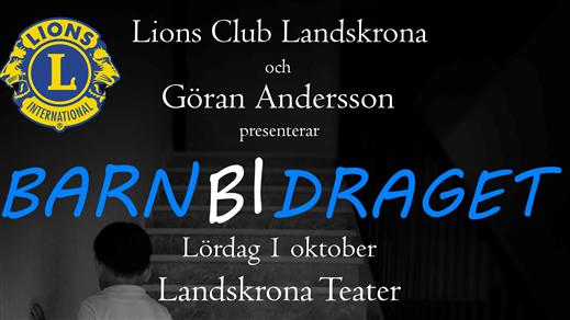 Bild för Barnbidraget konsert 2, 2016-10-01, Landskrona Teater