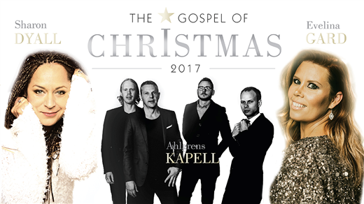 Bild för The Gospel of Christmas, 2017-12-01, Norrmalmskyrkan