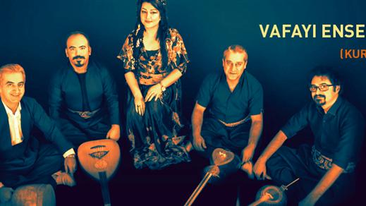 Bild för Kista Världsmusikfestival & FeminEast Fre 25 nov, 2016-11-25, Kryptan i Kista Kyrka & Kista Träff