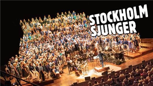 Bild för Stockholm Sjunger Webshop, 2018-08-27, Stockholm Sjunger