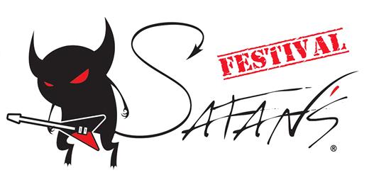 Bild för Satans Festival, 2017-08-23, Satans Festival på Mx Rockbar i Alingsås