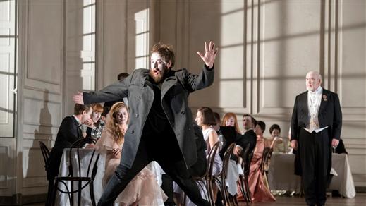 Bild för Live på bio - Hamlet, 2022-06-04, Nyköpings Teater