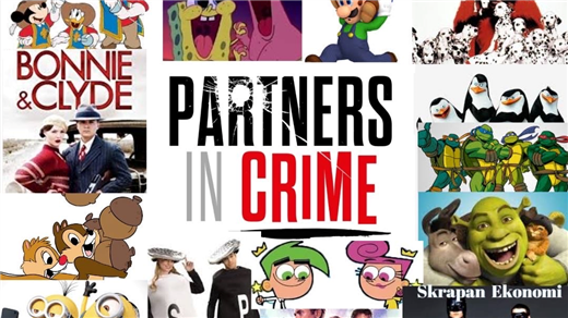 Bild för Skrapan Ekonomi, studentskiva -Partners in Crime, 2020-08-26, Flustret