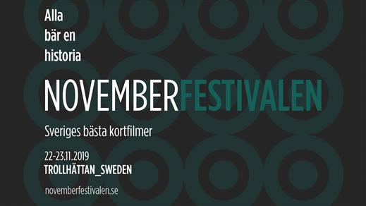 Bild för NOVEMBERFESTIVALEN 2019 (22-23/11), 2019-11-22, Hebeteatern (Onumrerad), Folkets Hus Kulturhuset