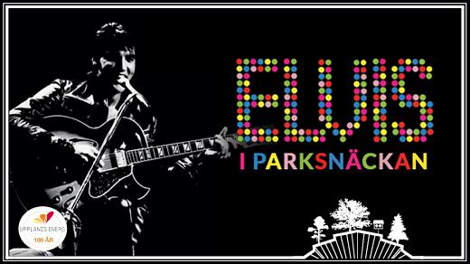 Bild för Elvis i Parksnäckan | Parksnäckan, 2018-08-15, Parksnäckan, Stadsträdgården