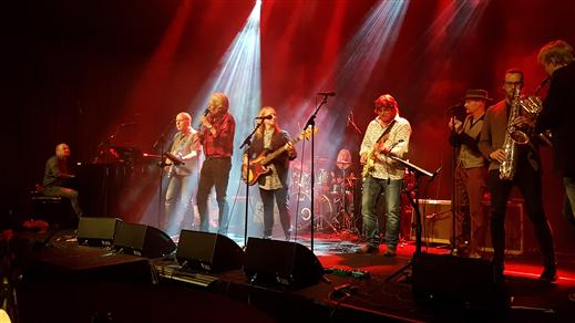 Bild för Ronny Eriksson & Ramblin´Minds, 2019-11-02, Mats o Karin musik & möten