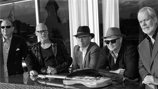 Bild för Mönsterås Blues Band, 2019-02-06, Musikföreningen Crescendo