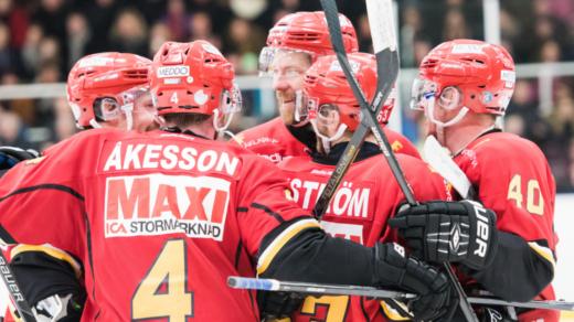 Bild för Kalmar HC vs Mjölby HC, 2016-12-14, Iffehallen