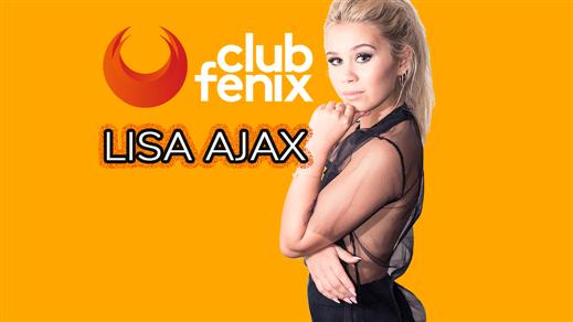 Bild för Club Fenix - Lisa Ajax, 2018-07-28, Halmstad Live