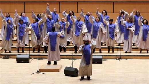 Bild för Chicago Mass Choir on Tour, Värnamo, 2018-09-26, Pingstkyrkan Arken, Värnamo