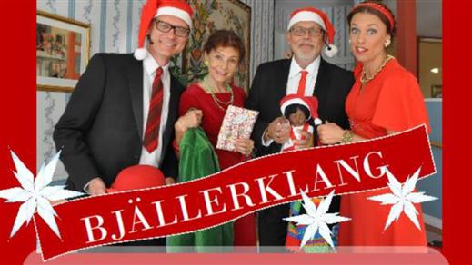 Bild för Bjällerklang - En nostalgisk show om Julen, 2019-12-06, Junesco i Lönsboda