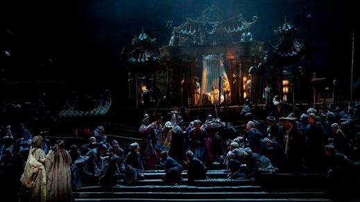 Bild för Metropolitan ger Turandot, 2020-10-10, Estrad