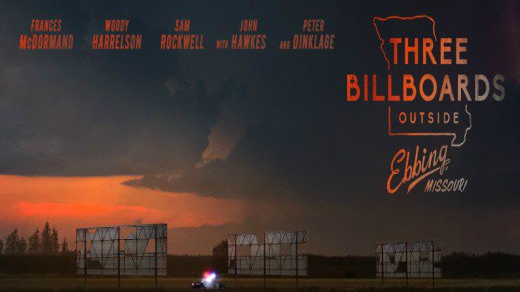 Bild för Three Billboards Outside Ebbing, Missouri, 2018-01-14, Bio Oskar