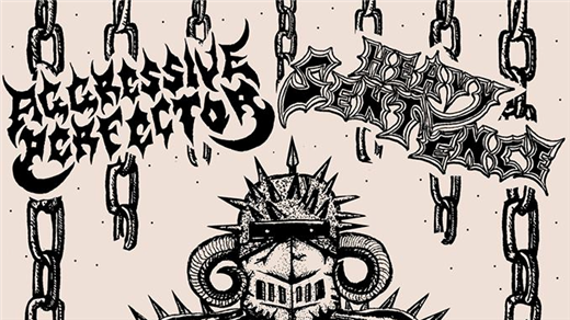 Bild för Heavy Sentence + Aggressive Perfector at the Abyss, 2019-05-23, The Abyss Gothenburg