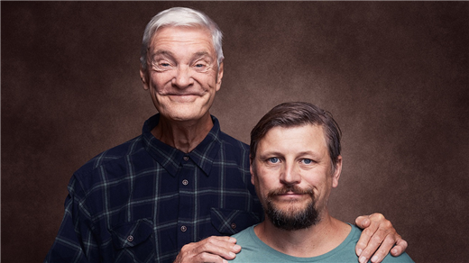 Bild för Sådan Far med Claes Månsson, 2021-10-22, Medborgarhuset