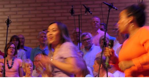 Bild för Gospelkonsert med Göteborg Gospel, 2019-11-21, Tabernaklet Göteborg