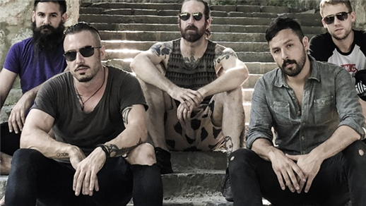 Bild för 7/2 THE DILLINGER ESCAPE PLAN/STRAND, 2017-02-07, Debaser Strand