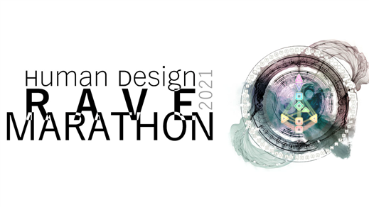 Bild för Human Design Rave Marathon Online, 2021-01-21, Human Design Experience Festival
