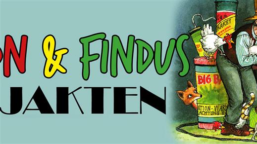 Bild för Rävjakten - Pettson & Findus, 2020-04-20, Folkan Teater