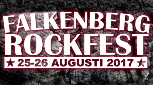 Bild för Falkenberg Rockfest 2017, 2017-08-25, Falkhallen