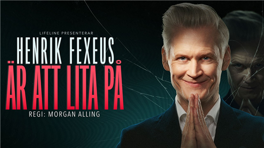 Bild för HENRIK FEXEUS ÄR ATT LITA PÅ, 2020-11-20, Konsertsalen i Spira