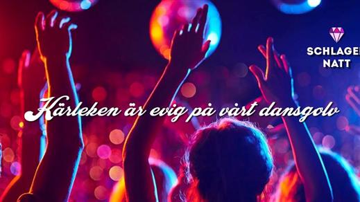 Bild för Schlagernatt, 2020-03-07, Ersboda Folkets Hus
